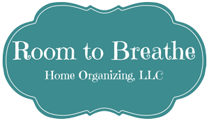 Room to Breathe Home Organizing Logo
